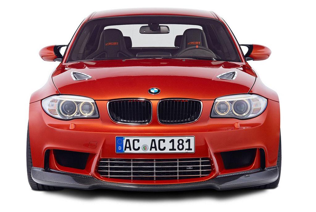 AC Schnitzer ACS1 на базе BMW 1M Coupe
