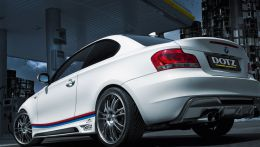 Тюнинг BMW 135i Coupe DOTZ