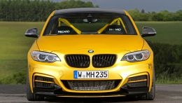 Тюнинг BMW M235i MH2 Clubsport от Manhart Racing